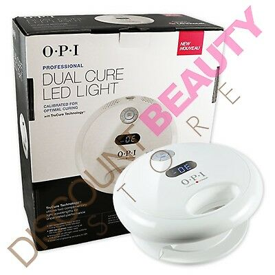 OPI GelColor Dual Cure PROFESSIONAL LED LAMP ORIGINAL UK VERSION Curing GL902