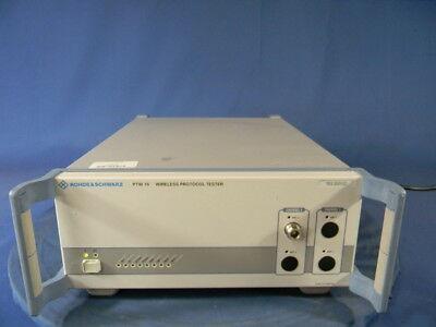 Rohde & Schwarz PTW70 Communication Analyzer 30 Day Warranty