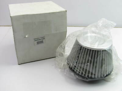 """Spectre HPR9615 Red Conical Cold Air Intake CAI Air Filter 4/"""" Inlet 5/"""" Height"""
