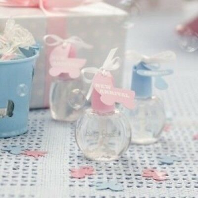 (1, white, blue, pink) - Tiny Feet Bubbles. Shower My Baby. Brand New