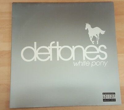 Deftones 'white Pony' Original Double Gatefold Vinyl Lp