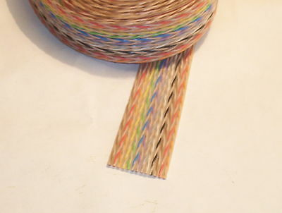 Twisted-Pair Flachbandkabel 26adr. AWG28 Spectra-Strip  Amphenol VPE 0,51m