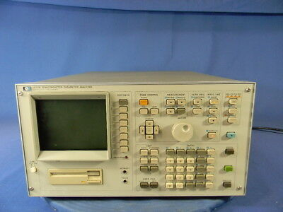 Agilent 4145B Semiconductor Parameter Analyzer 30 Day Warranty
