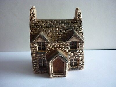 Philip Laureston Model / Miniature Houses - Double Fronted House - 3