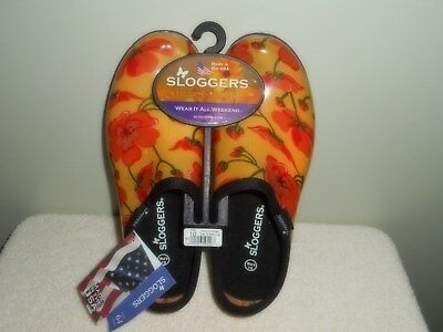 Sloggers Garden Outfitters Rain & Gardening Shoes  Cali Dreaming   Size 10