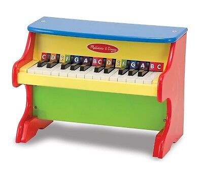 (1, Original Packaging) - Melissa & Doug Learn-to-Play Piano. Shipping is Free