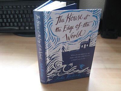 Julia Rochester - The House At Edge Of World Signed Pre Dated 1st debut thriller
