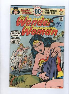 Dc Comic The new Wonder Woman no 223 may 1976 30 c USA