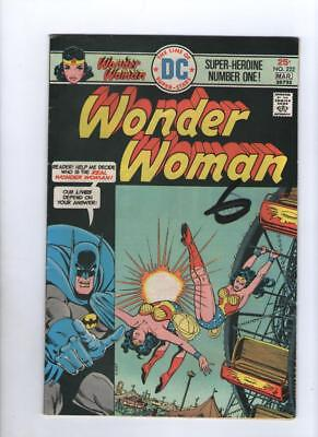 Dc Comic The new Wonder Woman no 222 march 1976 25 c USA