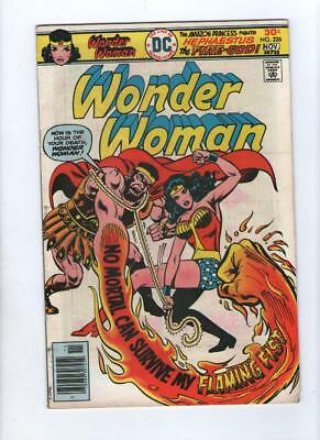 Dc Comic The new Wonder Woman no 226 Nov 1976 30 c USA