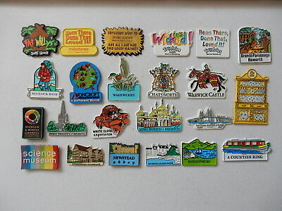 One Selected Rubber Souvenir Magnet from England