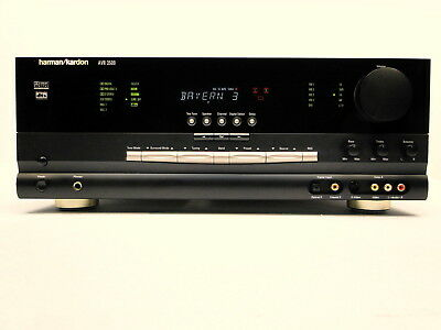 Surround Receiver Harman/Kardon AVR-3500 HK Dolby Digital Radio Tuner Verstärker