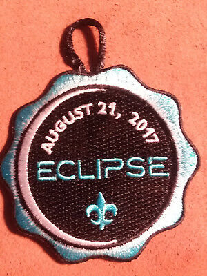 Official Boy Scout 2017 Solar Eclipse Patch BSA-Price for 1 PATCH-Many available
