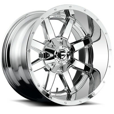 Cpp Fuel Off Road D536 Maverick Wheels Rims 20x12 8x6 5 44mm