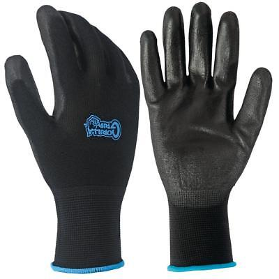 Gorilla Grip Gloves Large Touch-Screen & Never Slip Technology