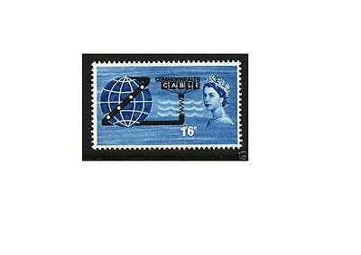 SG645 1963 COMPAC Unmounted Mint GB