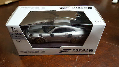 New -Forza Motorsport 7 Porsche 1/43 scale - Model Car