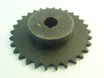 "147953 Old-Stock, AMEC 50BS30H-1 Hardened Sprocket #50, 30T, 1"" ID"
