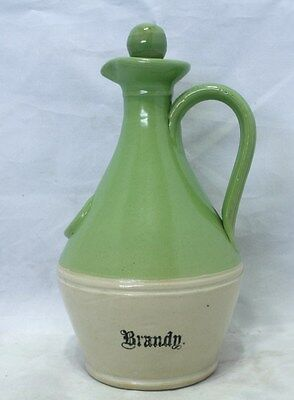 Stoneware Pottery Brandy Jug - A.W. Buchan & Co. Ltd. -  Portobello Scotland