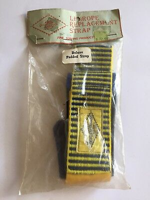 Ocean & Earth Replacement Legrope Deluxe Padded Strap Retro