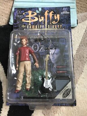 Buffy The Vampire Slayer Werewolf Oz Boxed Figure