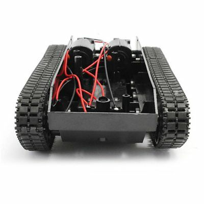 Robot Tank Chassis Light Damping balance Tank Robot Chassis For Arduino SCM P6