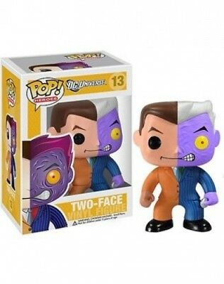 Funko POP Heroes Vinyl - Two-Face. Delivery is Free