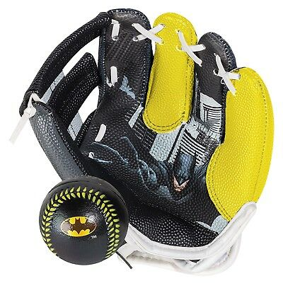 (Black) - Franklin Sports Air Tech Glove And Ball Set. Shipping is Free