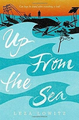 Up from the Sea by Leza Lowitz (Hardback, 2016)