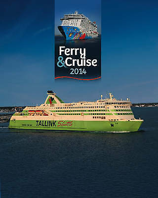 Ferry & Cruise: 2014 by Lily Publications (Paperback, 2013)