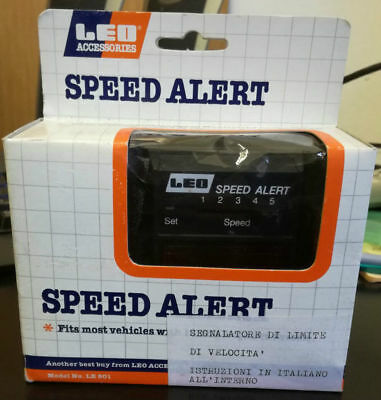 Speed Alert Led Accessories Nuovo