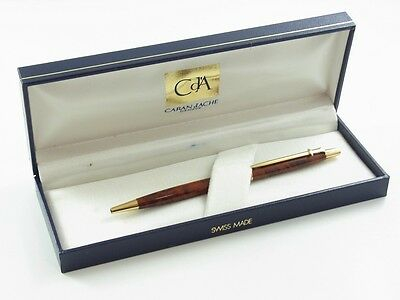 CARAN d'ACHE CdA MADISON Marble Brown Ballpoint Pen