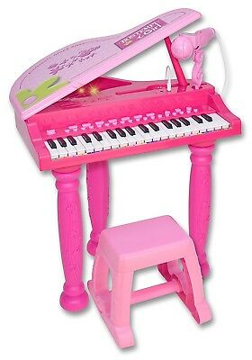 Bontempi 103071 Girl Grand Piano. Shipping Included