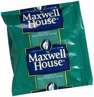 (Original Decaf, 35ml Bag (Pack of 42)) - Maxwell House Ground Coffee,