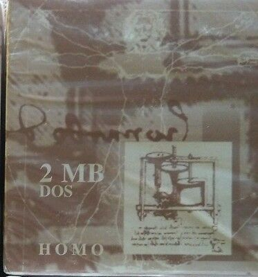 """Floppy Disk 2 Mb Dos - 10 Micro Diskettes 3,5"""""""