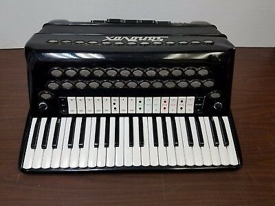 Vintage SanoVox Electronic Accordion
