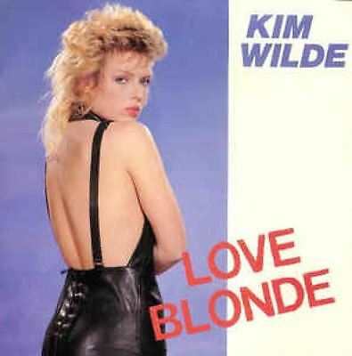 Love Blonde 7 : Kim Wilde
