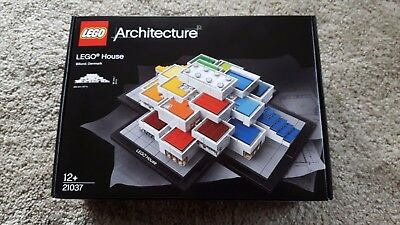 LEGO HOUSE 21037 Exclusive set - Free worldwide shipping BRAND NEW!