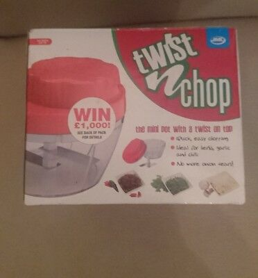 Twist and Chop Pot to chop vegetables UK seller