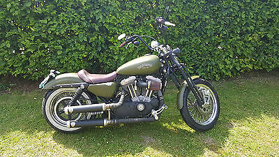 Harley Davidson Sporty XL883C TOP UMBAU