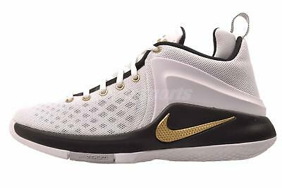 Nike Zoom Witness (GS) Kids Youth Basketball Shoes NWOB 860272-102