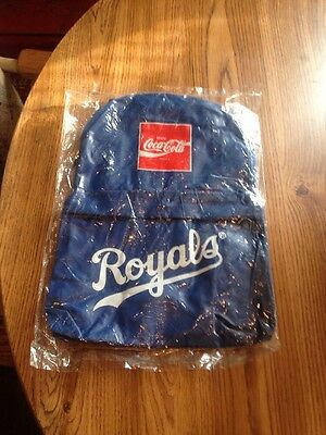 Royals Coke Cola Kids Backpack!