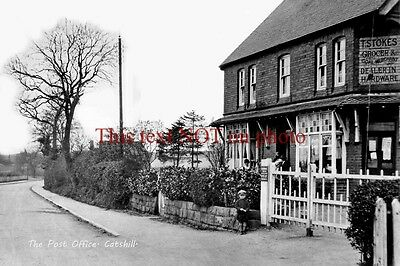 RP REPRO worcester - bromsgrove catshill post office