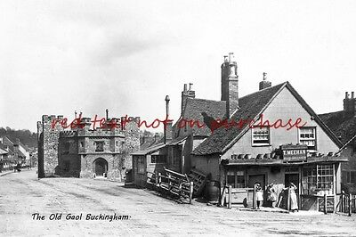 RP REPRO # Buckingham - the old gaol #