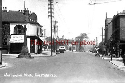 RP REPRO # derby # whittington moor # chesterfield