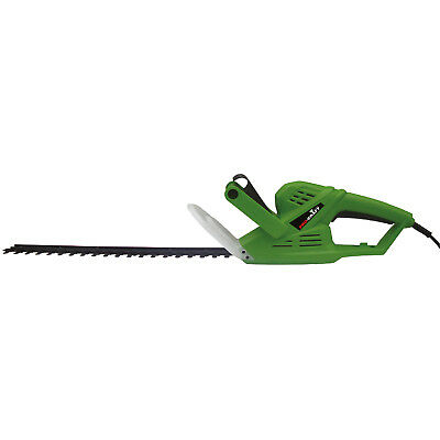 "450W Hedge Trimmer Electric Shear Cutter Garden Power Tool 410mm 16"" Metal Blade"
