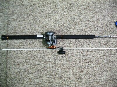 Okuma Cold Water Combo 7'0 Medium 2Pc Downrigger W/ Coldwater Cw-203D