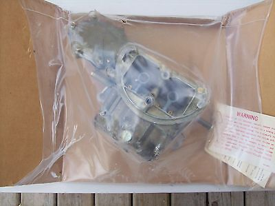 Original Holley 6 Pak Outboard carbs