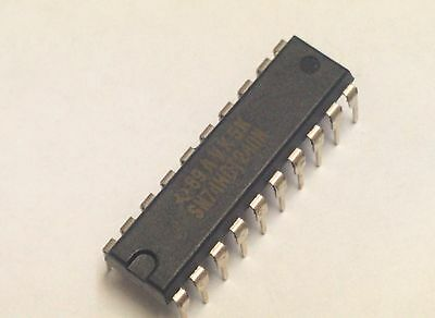 SN74HC240N Texas Instruments Buffer, Line Driver, 74Hc240 Pack Of 10