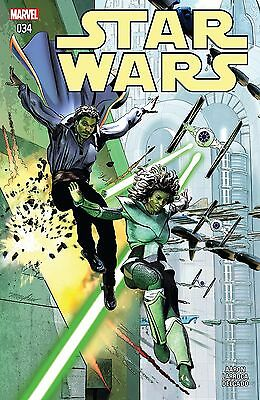 STAR WARS #34 (2017) | $3.69 LOWEST PRICE ONLINE!!! | $1.99 Shipping!!! 8.16.17